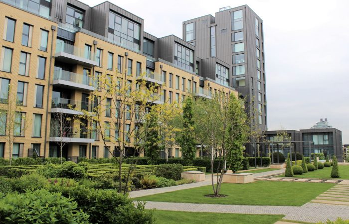 Fulham Riverside Development